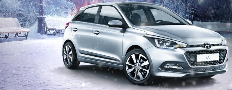 Hyundai Nové vozy Hyundai