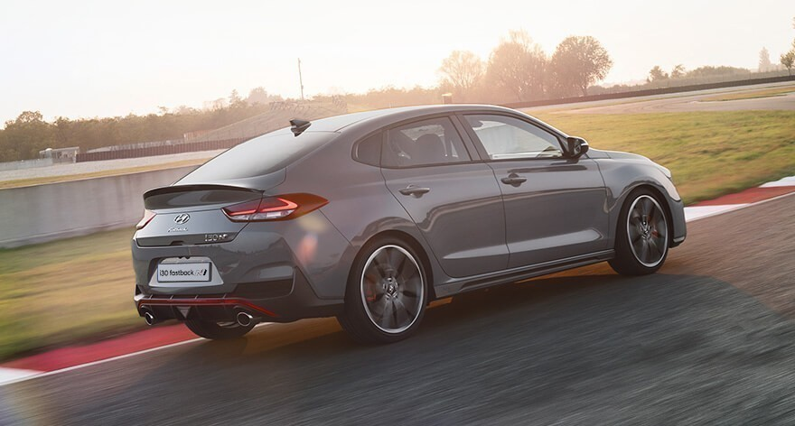 All-New i30 Fastback N
